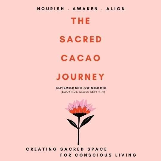 Thumbnail for the sacred cacao jouney